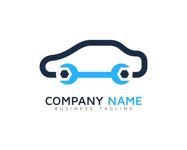 car repair logo design vector premium download rh freepik com car repair logo psd car repair logo ideas