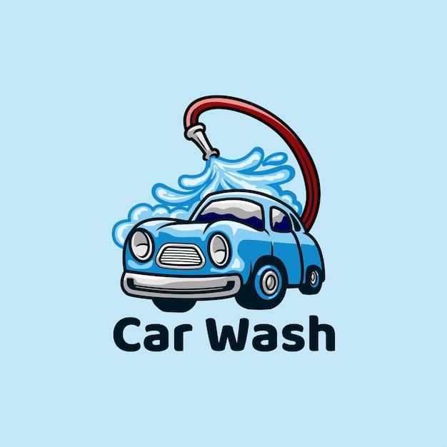洗車ディテール修理クリーニング Premiumベクター