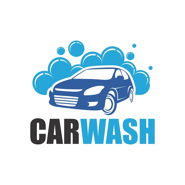 Car Wash Vector Ai