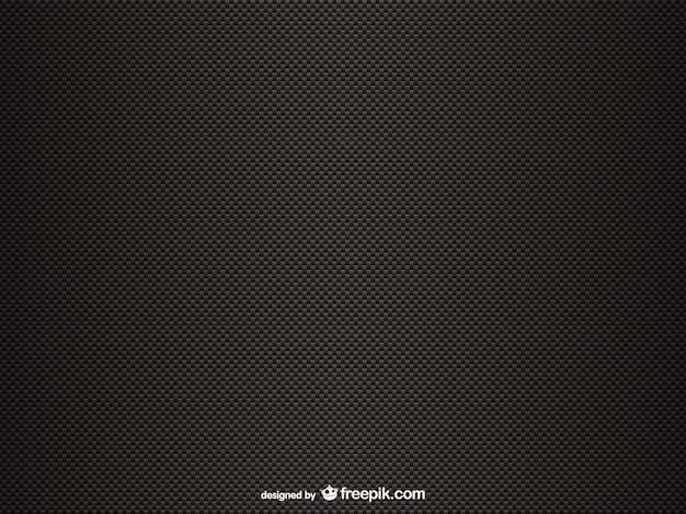Carbon fiber background  Free Vector