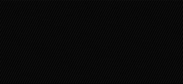 Carbon fiber background Premium Vector