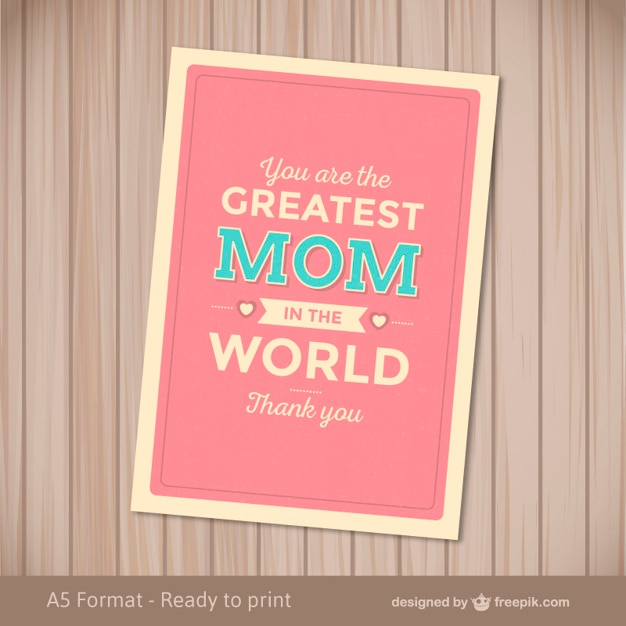 Card For The Greatest Mom In The World Stock Images Page Everypixel