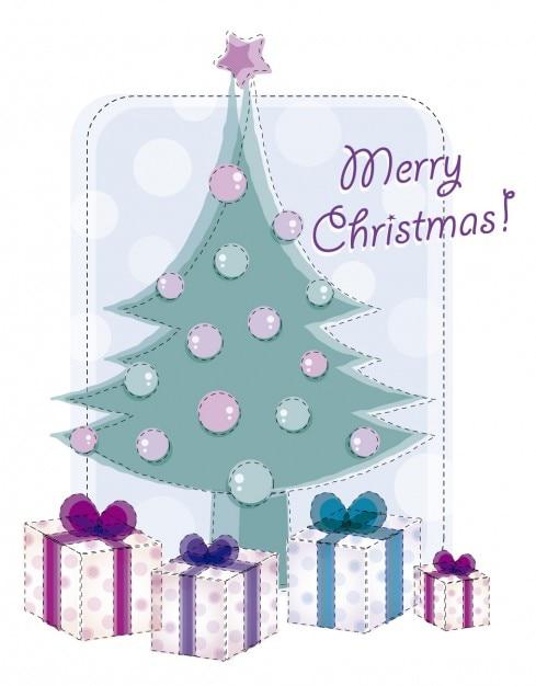 free cute christmas tree - photo #49