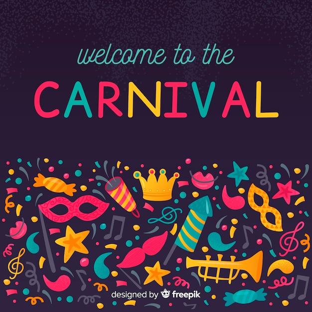 Carnival Free Vector