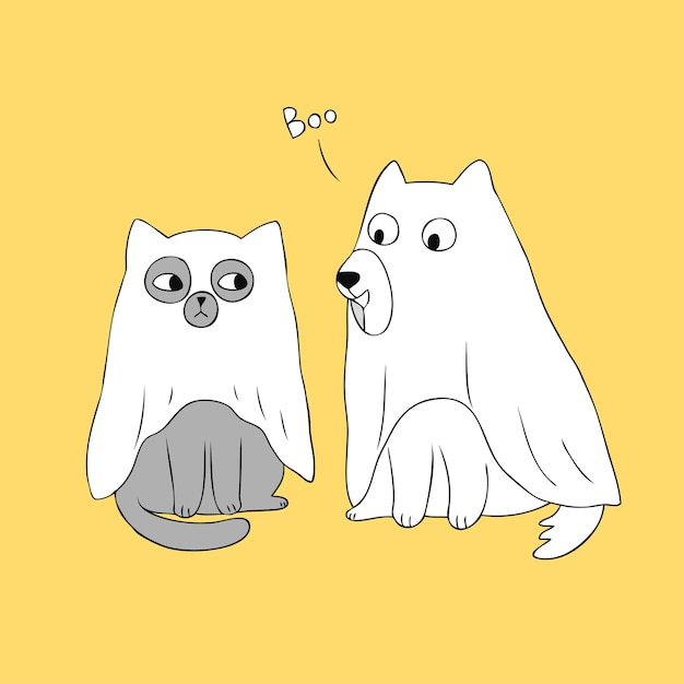 Image result for dog cartoons for halloween