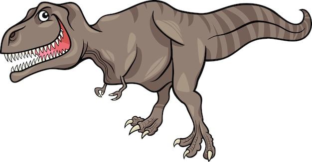 イラスト ティラノサウルス