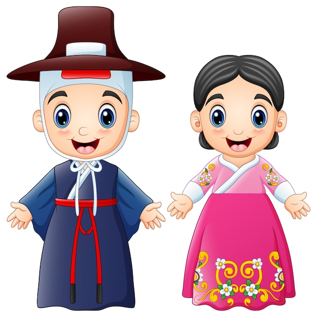 Hanbok (Traditional Korean Clothing) - Antique Alive