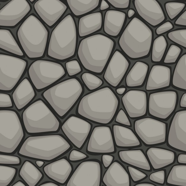 Cartoon stone texture