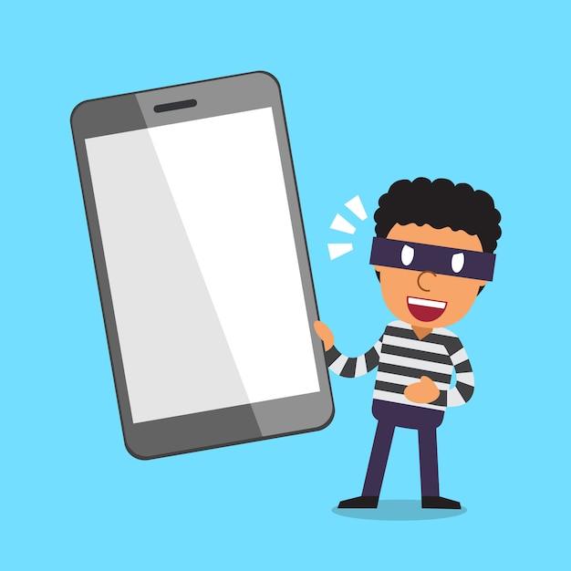 smartphone thief scammer