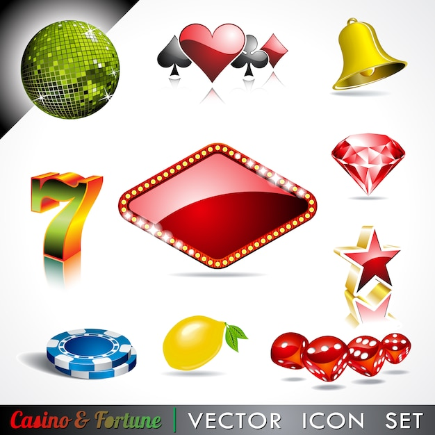 casino vector download