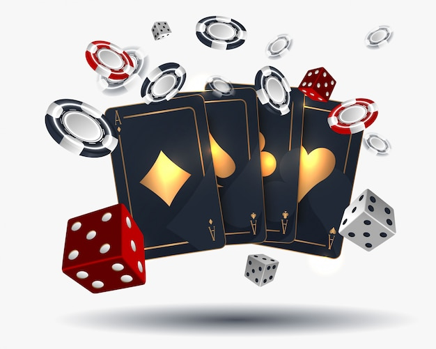 poker and stock market