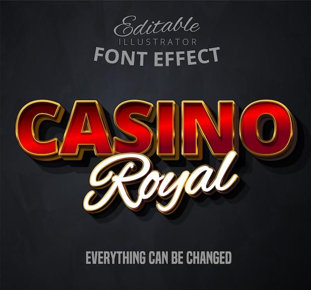 Casino Text