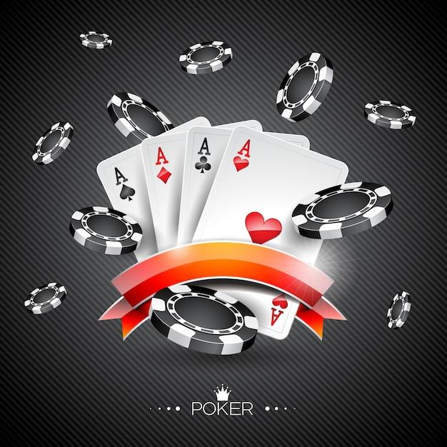Casino Premium Vector