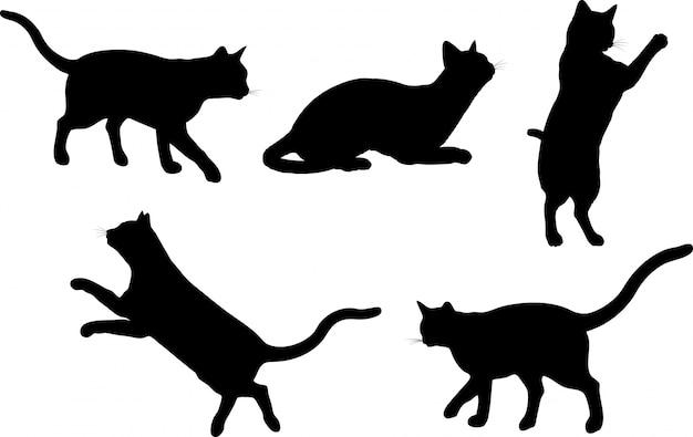 Cats Free Vector
