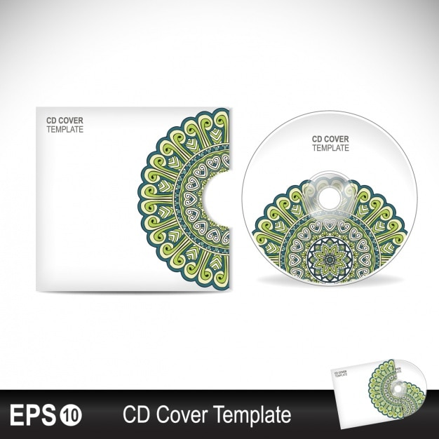 Cd Vectors Photos and PSD files – Psd Album Cover Template