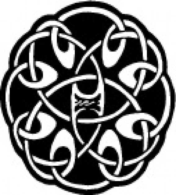 Celtic knot design Vector | Free Download