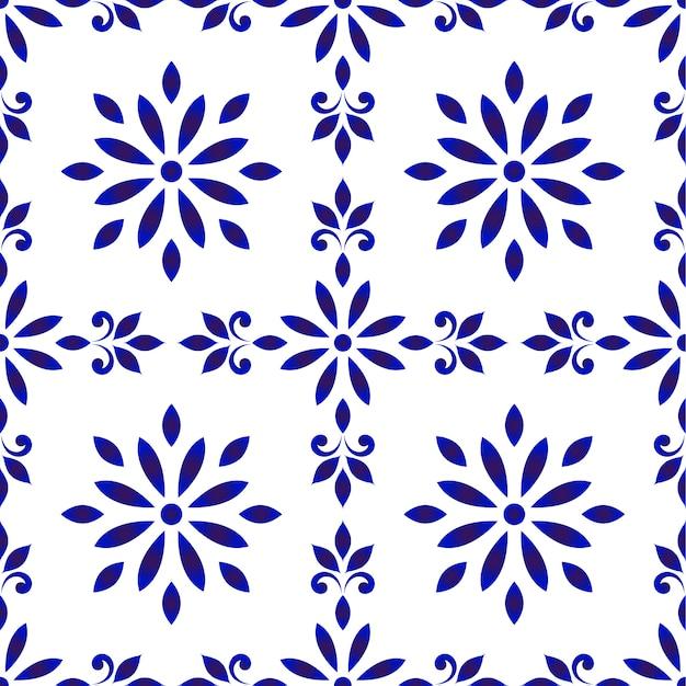 Ceramic Tile Pattern Seamless Porcelain Decor Cute