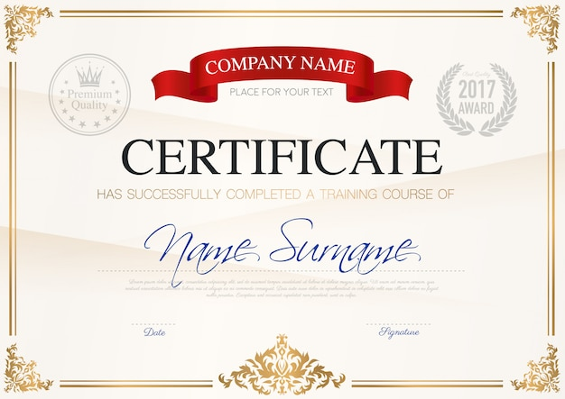 certificate of completion vector premium download.html