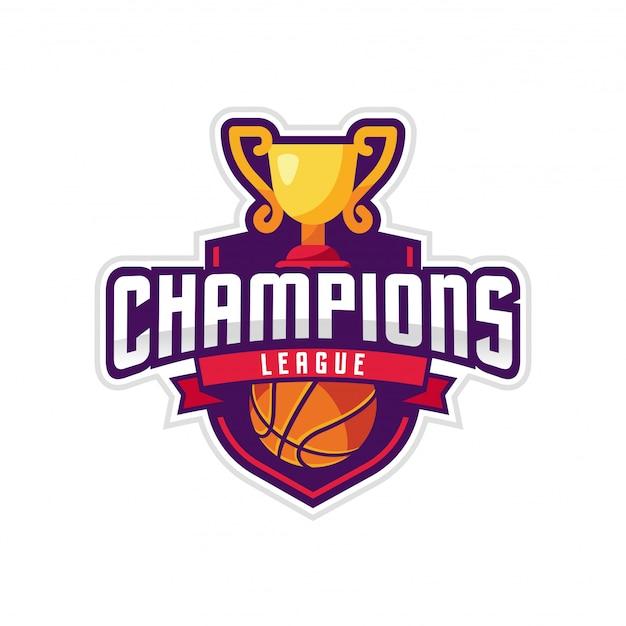 Champions League Vector: Champions League American Logo Sport