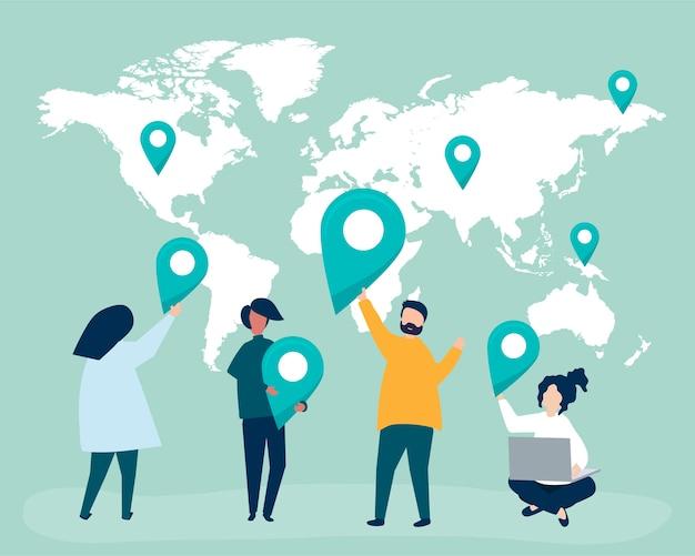 Travelling reimbursement in employee management app