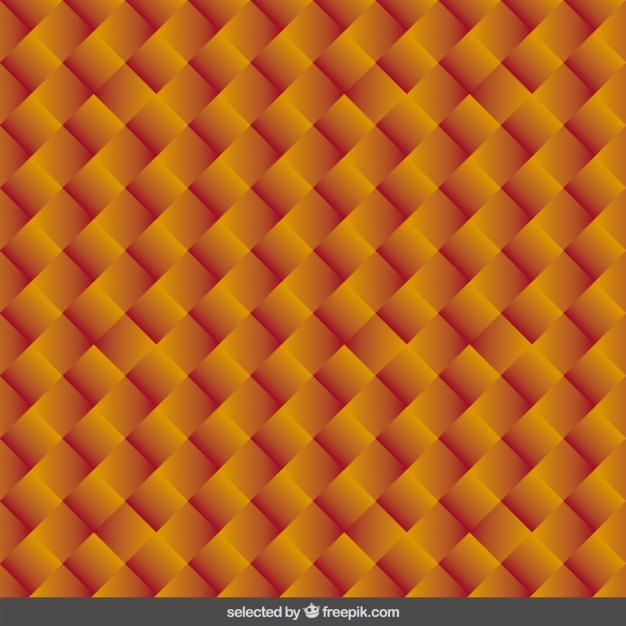Checkered background with gradient\ orange