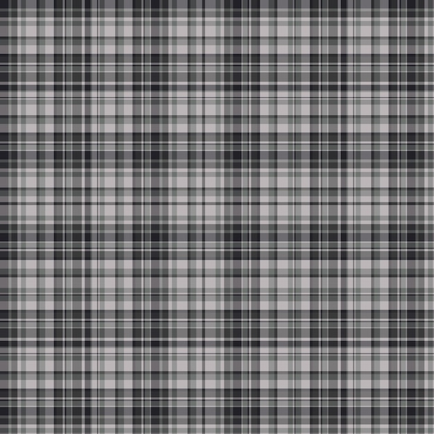 Checkered fabric tartan textile Premium Vector
