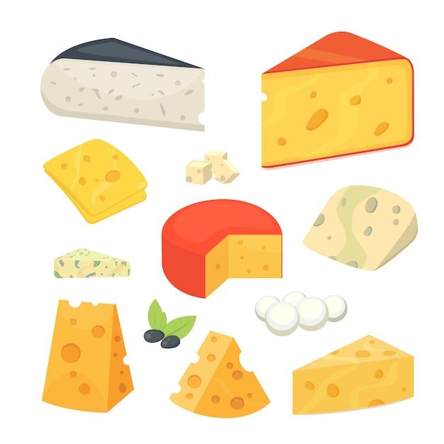 ドック イラスト チーズ