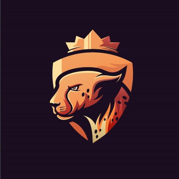 premium vector cheetah esports logo design https www freepik com profile preagreement getstarted 5665721