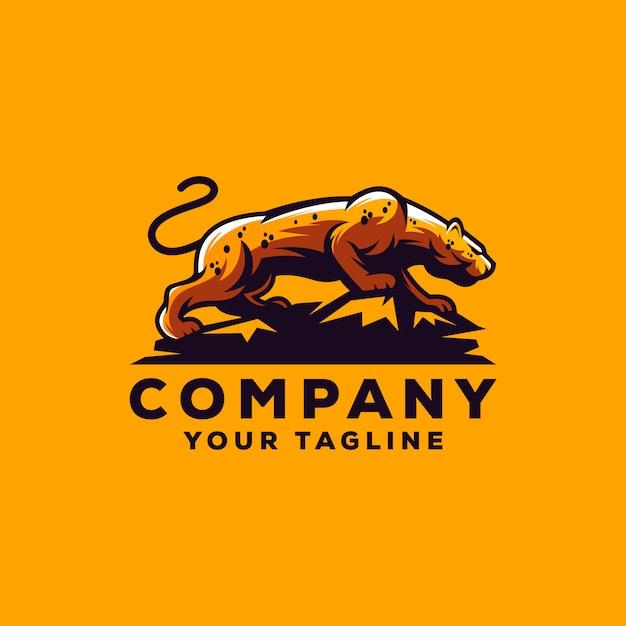 premium vector cheetah logo design vector https www freepik com profile preagreement getstarted 4357929