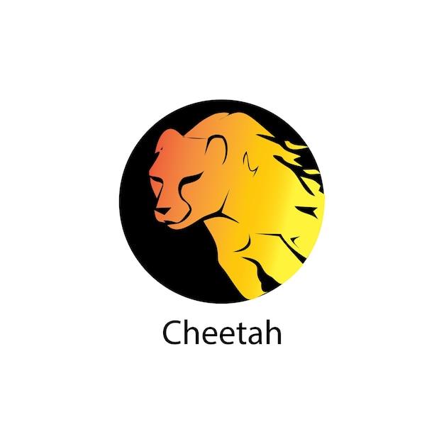 Cheetah Logo Vector Template Design Vector | Premium Download