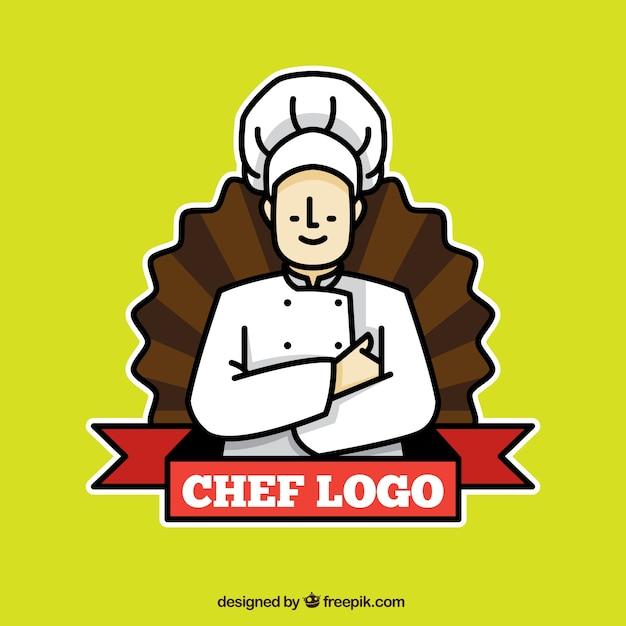 Chef logo Vector   Free Download