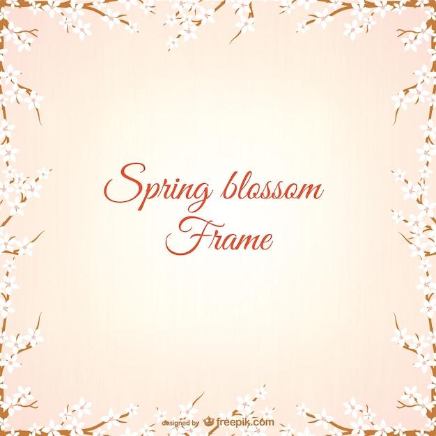 Blossom Picture Frames Cherry Blossom Frame