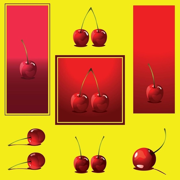 Cherry Vectors