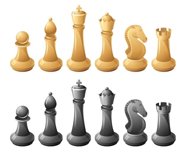 Chess Premium Vector