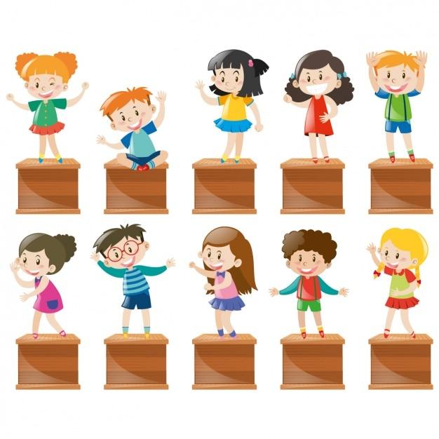 Children designs collection