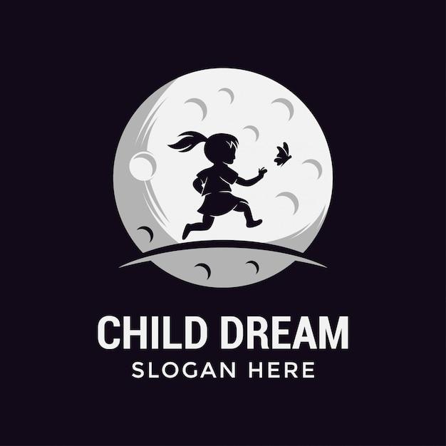 Детская мечта Premium векторы