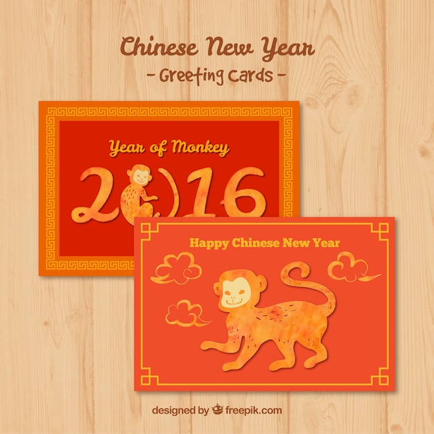 Chinese new year greeting cards pack vector free download chinese new year greeting cards pack free vector m4hsunfo