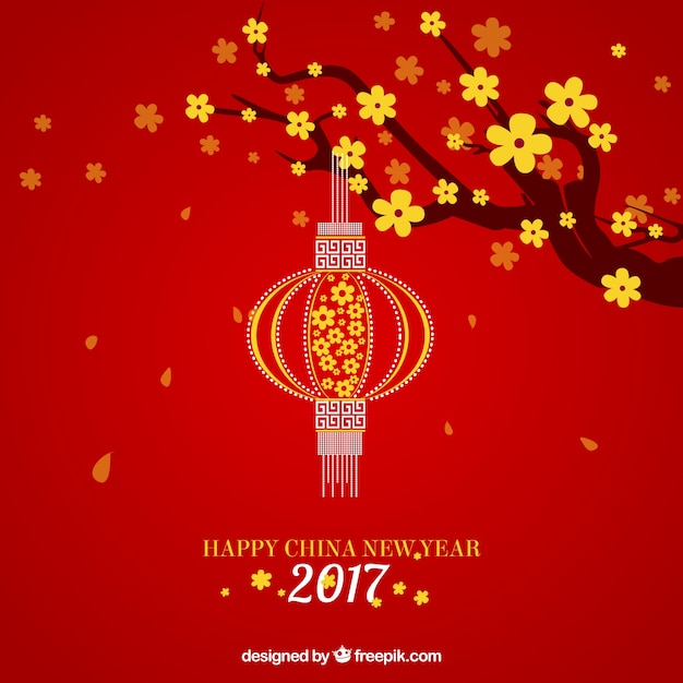 Chinese New Year Vector | Free Download