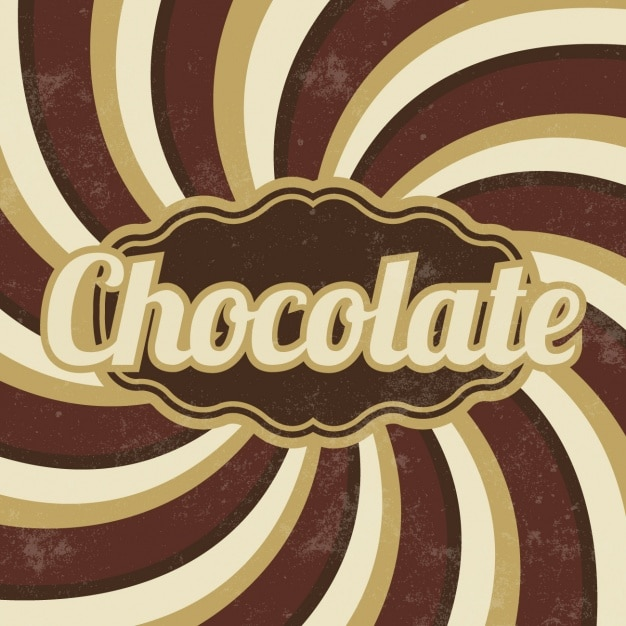 chocolate background design vector free download