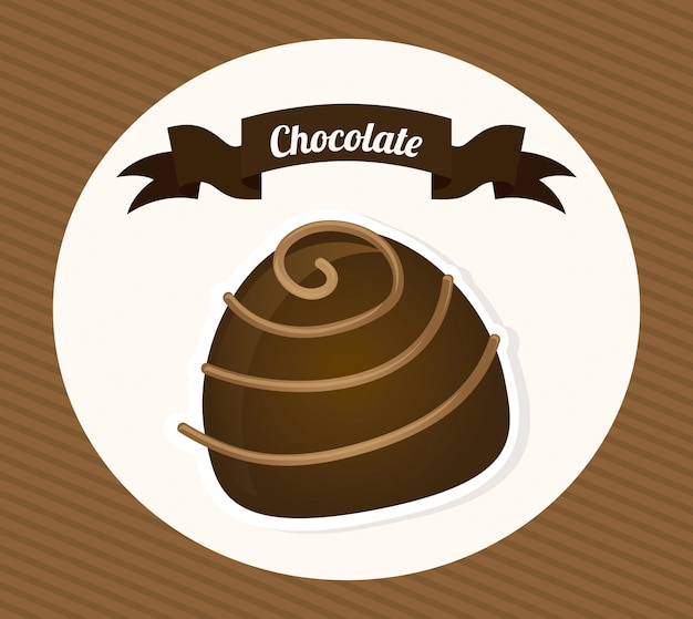 Chocolate Free Vector