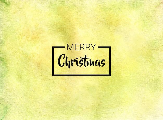 クリスマス抽象的な水彩シェーディングブラシの背景テクスチャ Premiumベクター