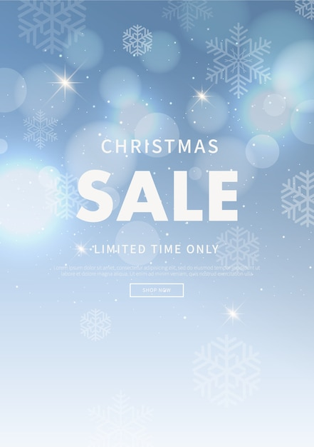 Christmas background Premium Vector