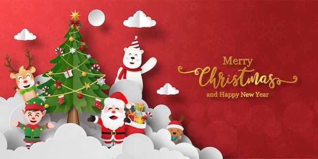 15++ Merry Christmas Banner For Tree