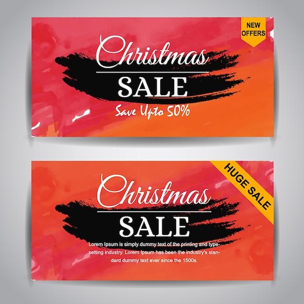 Christmas Banners Designs