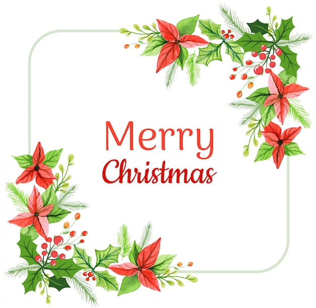 Premium Vector Christmas Carol Background