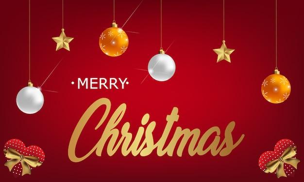 Christmas greeting card design of xmas balls vector premium download christmas greeting card design of xmas balls premium vector m4hsunfo