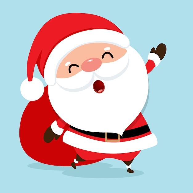 Christmas greeting card with christmas tree Premium Vector