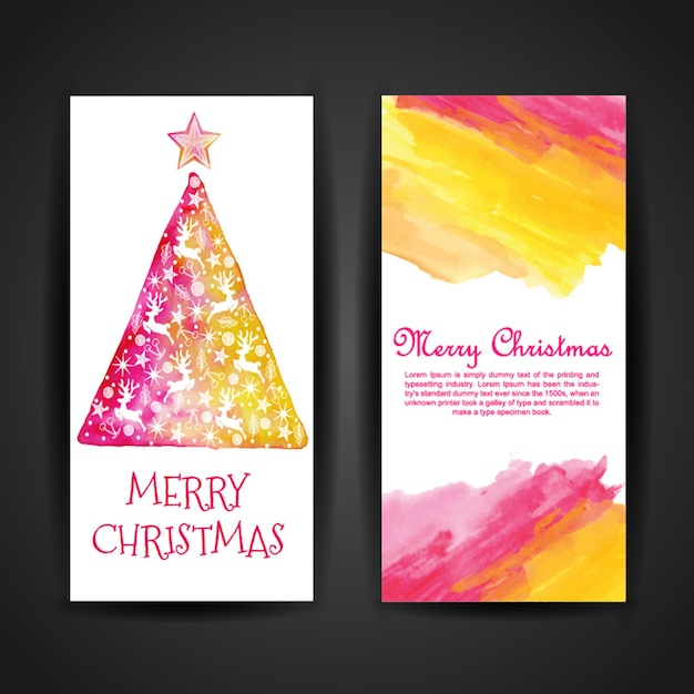Christmas greeting cards vector free download christmas greeting cards free vector m4hsunfo