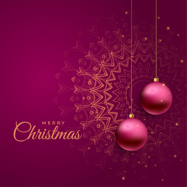 Christmas holiday greeting beautiful background Vector