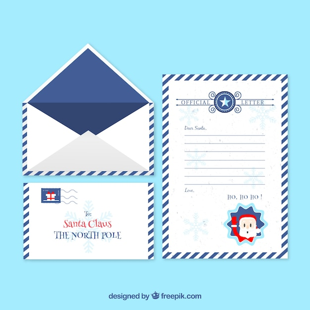 free christmas letter templates - Ecza.solinf.co